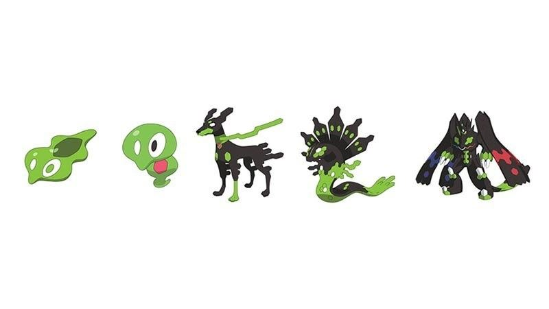 Pokémon Sun and Moon – Where to find most of the Zygarde cells